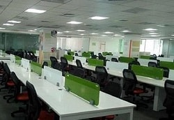 rent offices in bkc buildings