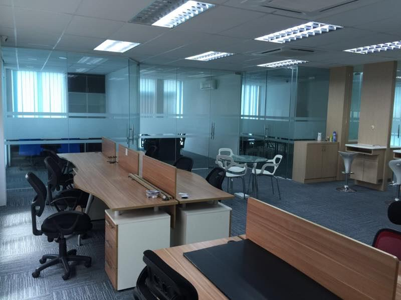 rent offices in bkc