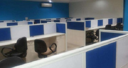 ofice space on rent in lower parel