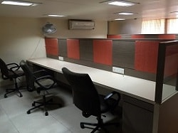 Office space for rent at Bandra West,