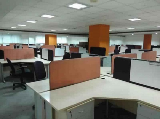 office space for ent in chakala