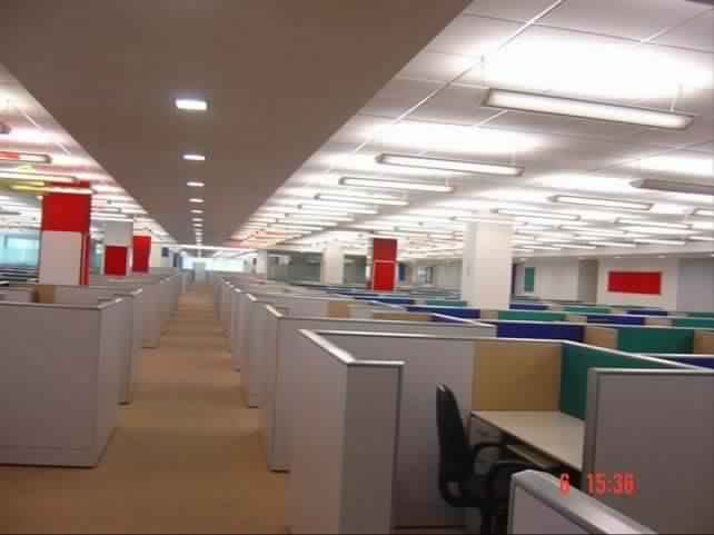Office space for rent in Intraface , Mumbai ( malad west ) .