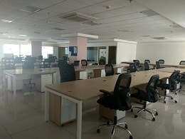 office space for rent in chakala ,fully furnished