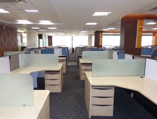 office on rent in bkc