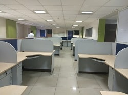 OFFICE SPACE FOR RENT IN MIDC , MUMBAI .